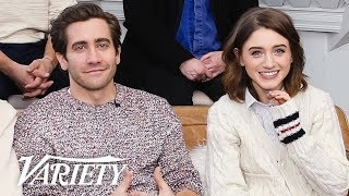 Jake Gyllenhaal & 'Velvet Buzzsaw' Cast Talk Art Commercialization