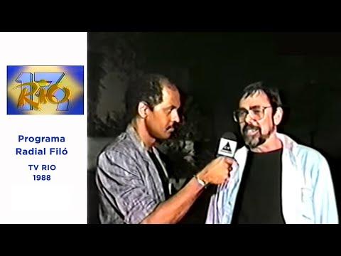 CULTNE DOC - Walter Clark - TV Rio canal 13
