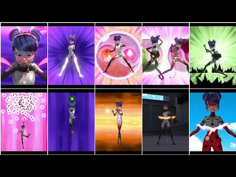 Download MULTIMOUSE TRANSFORMATION + POWER + FUSIONS | MIRACULOUS LADYBUG