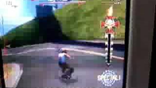 Wii Tony Hawk Skating