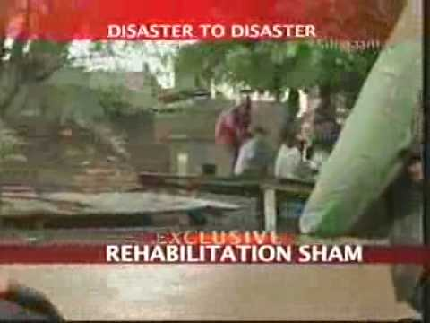 Relief a sham for Sangli flood victims