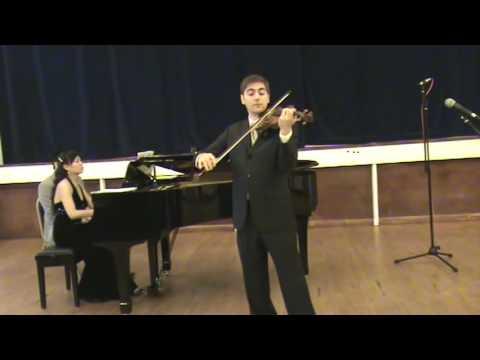 Achron Hebrew Melody Daniel Broniatowski and Mi Lan