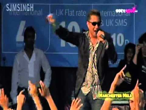 Pyar Ho Gaya - Taz Of Stereo Nation (Manchester Mela 2009)