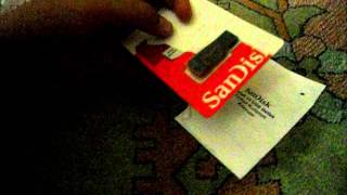 Sandisk Cruzer Blade 16 GB İnceleme (Unboxing + Review)