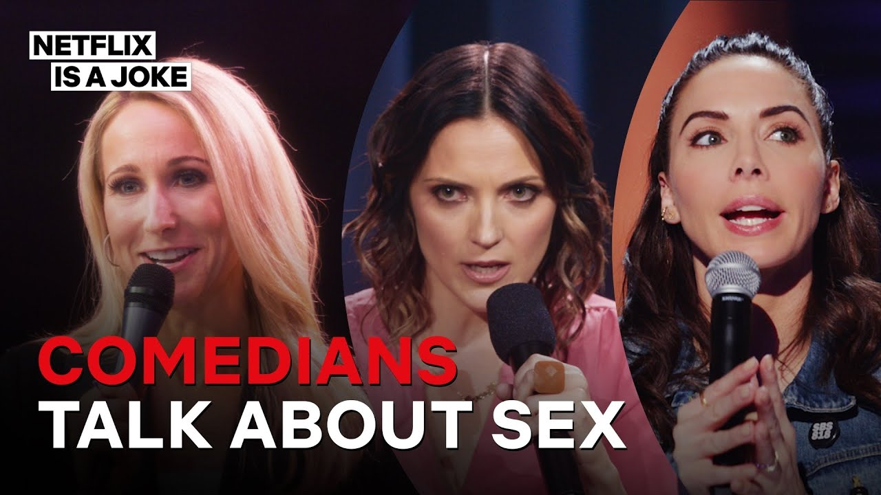 15 Minutes of Comedians on Sex   Netflix Is A Joke