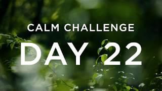 Calm Challenge | Day 22
