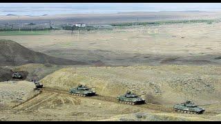 Azərbaycan ağır silahlarını Qarabağa yox, Naxçıvandan İrəvana çevirdi - Türkiyə ordusu da yanında