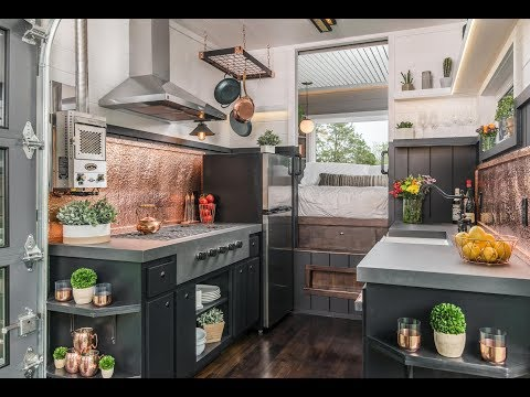 Dream Tiny House Built For A Young Family
