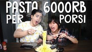 Ternyata Pasta Restaurant cuman modal 6000/porsi - MACAR