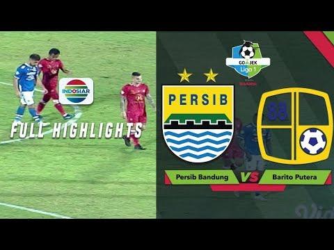 PERSIB BANDUNG (3) vs (3) BARITO PUTERA - Full Highlight | Go-Jek Liga 1 bersama Bukalapak Mp3