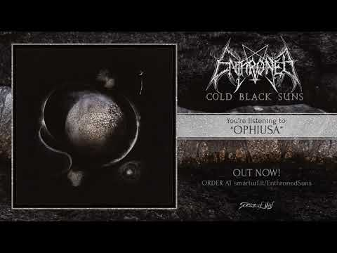 Enthroned - Ophiusa (Official Track)