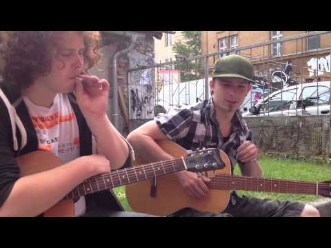 Street Life - Project guide: Street music
