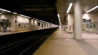 High Speed Amtrak & New Jersey Transit Secaucus JCT Upper Level Trains