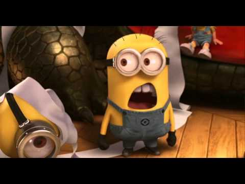 despicable me whaaat youtube