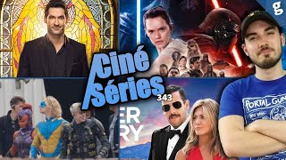 The Suicide Squad Photos / Lucifer dans Crossover Arrow ? / 2nd Trailer Star Wars IX ? / Netflix