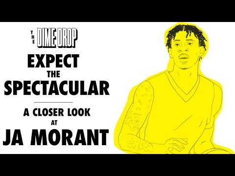 [The Dime Drop] A Closer Look at Ja Morant (Player Breakdown / Scouting Reel)