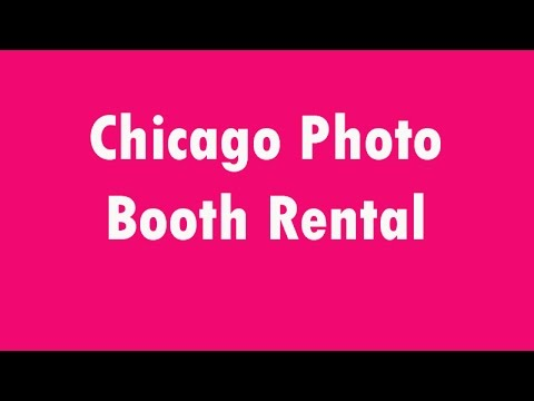 Thumbnail for chicago photo booth rental