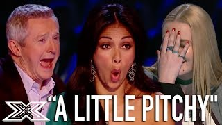 "Best Of The Worst...""It Was A Little Pitchy"" 