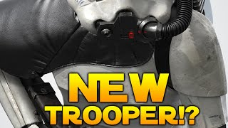 Star Wars Battlefront (3) DICE: New Stormtrooper!? + Reveal Will Be Livestreamed!