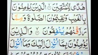 Скачать Alif Laam Meem Mishary Al Afasy Tajweed Quran