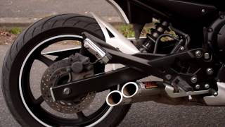 Yamaha XJ6 IXIL exhaust sound