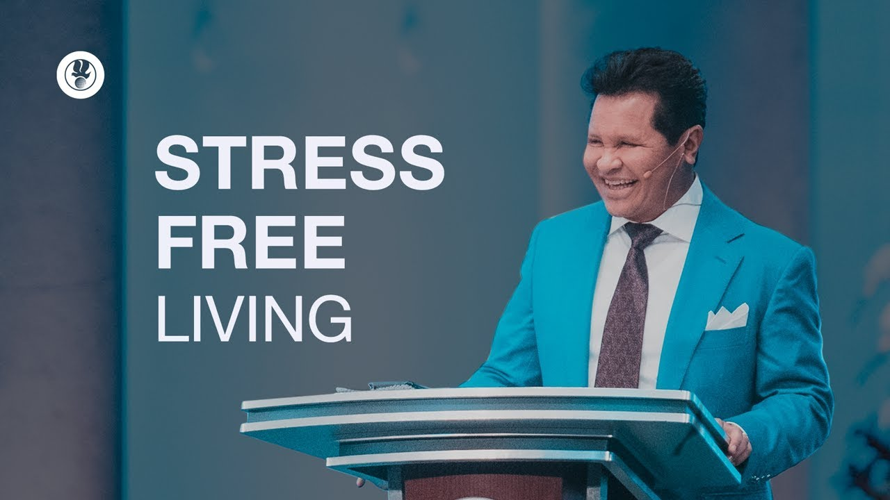 Download How to live a life free from stress - June 2, 2019   Guillermo Maldonado