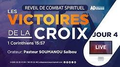 LES VICTOIRES DE LA CROIX, QUATRIEME SOIRÉE DU REVEIL DE COMBAT SPIRITUEL
