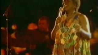 Sarah Vaughan Toronto 1981 I