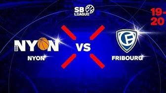 SB League – Day 4 : Nyon vs. Fribourg