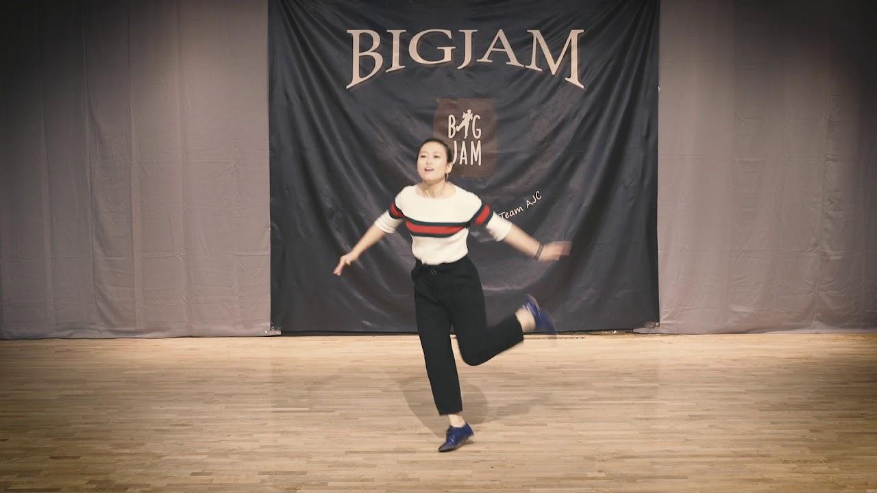 BigJAM2019 - Solo Jazz Improvisation Finals - Hyeonju Jeong (바니) - YouTube