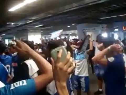 MÁFIA AZUL BRASILIA   AEROPORTO JK DESEMBARQUE DO CRUZEIRO