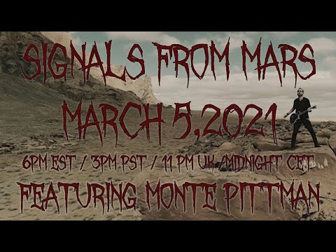 Signals From Mars Presented By Mars Attacks Podcast - March 5th, 2021