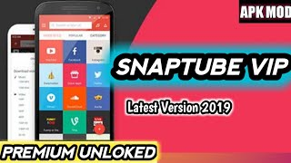 Download Snaptube Apk Premium Mod Vip Latest For Android MP3