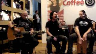 My Favorite Scar - This Poisen Love (acoustic, live at Coffee Company 2011)