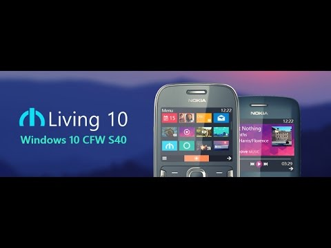 how to convert nokia x2 01 java to living 10