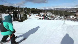 A Day in Breck with Mike Hornbeck