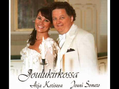 Arja Koriseva & Jouni Somero: Konsta Jylhän Joululaulu