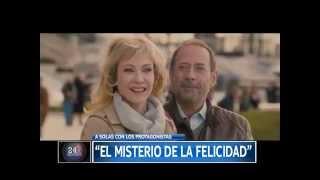 Entrevista a Guillermo Francella - Ines Estevez - EL MISTERIO DE LA FELICIDAD