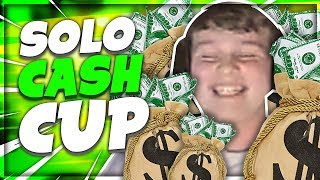 SOLO CASH CUP TIPS AND TRICKS (Fortnite Tournament Highlights)