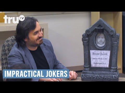 Impractical Jokers - Q's Musical Tombstone   truTV
