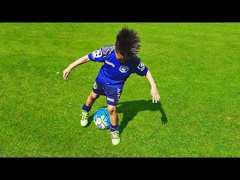 7 Year Old Wonderkid ing Amazing Football Skills for Kids