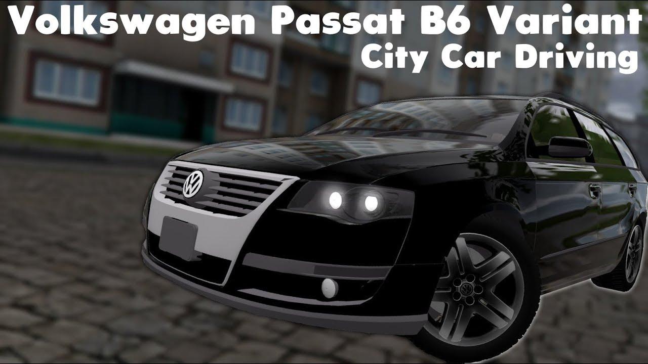 АвтоПро Тюнинг фар и передних поворотников VW Passat B6 www .