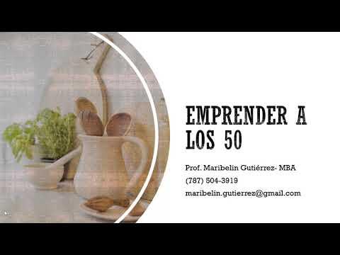 Emprender a los 50 | Oportunidades de NegociosMercadeo Digital B2B