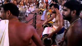 Panjavadyam Kulathumpalla Ayyappan Vilakk 2010