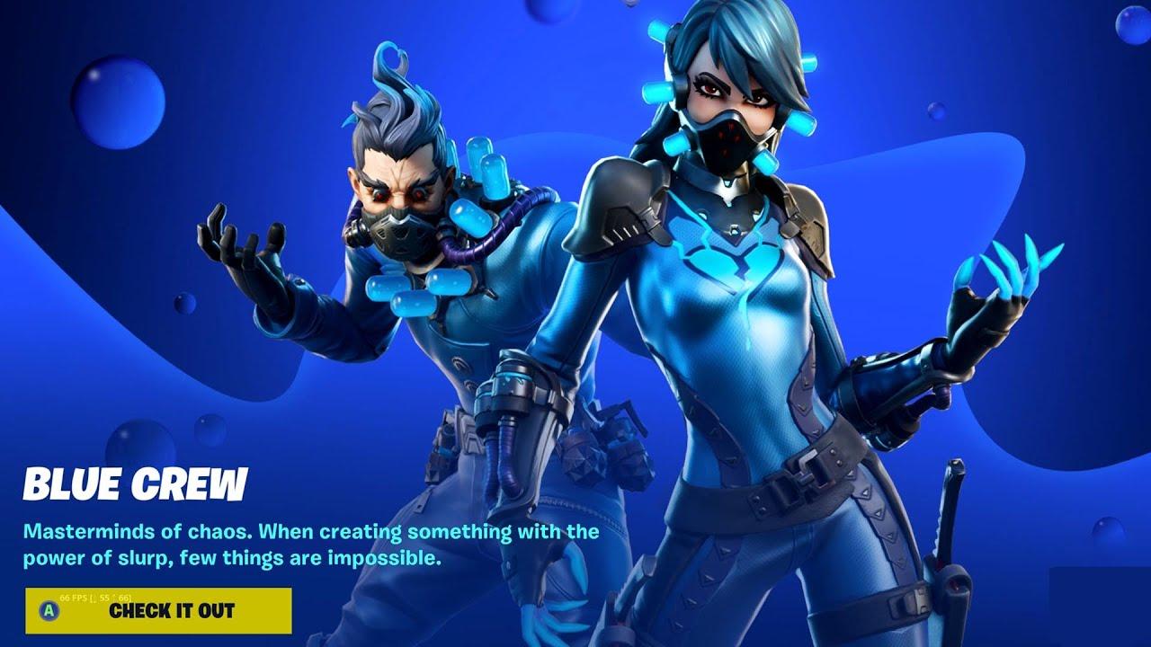 fortnite item shop new blue crew skins 5 31 20 youtube fortnite item shop new blue crew skins 5 31 20