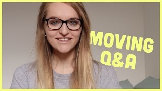 Advice on flat and job hunting | Moving Q&A Pt1