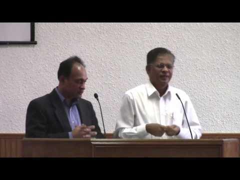 Word Ministry - Bro. P E Samkutty - Oct 14, 2012