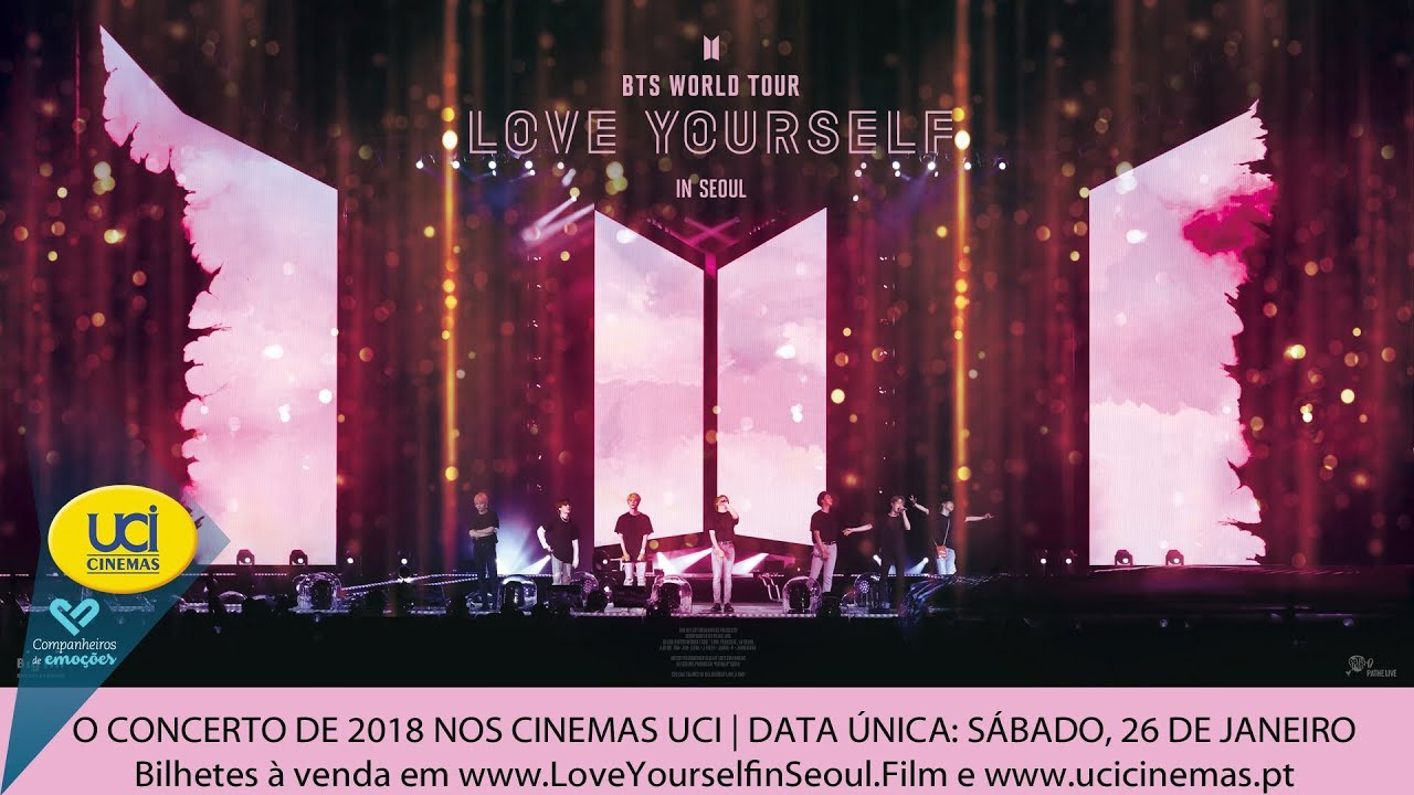 o que é love yourself em portugues