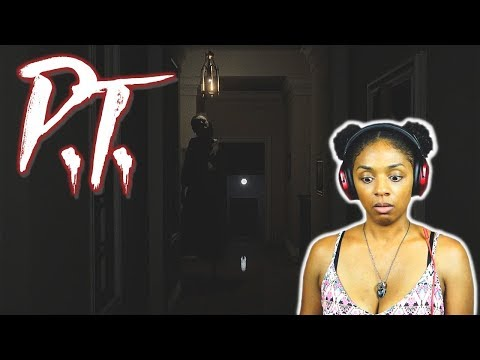 I Couldn't Finish This Game - P.T. Horror Gameplay