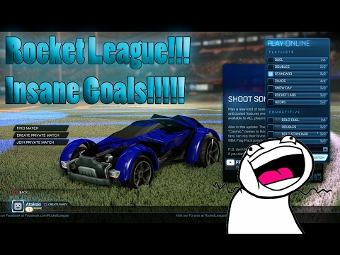 Rocket League | MY FIRST WIN IN 1v1 (HEADPHONE USERS BEWARE)